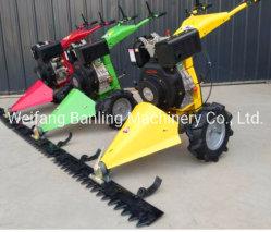 자기 추진 디젤 엔진 가솔린 잔디 브러시 커터 잔디 깍는 기계
