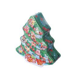 Impreso personalizado Embalaje de regalo de Navidad Chocolate tin box