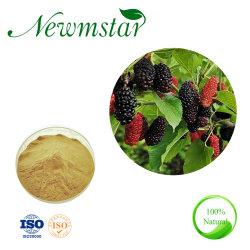 100% натуральные шелковица шелковица экстракт плодов извлечения запасов из регулярного