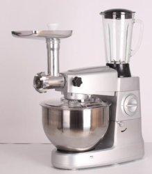 [بتيدورا] مطبخ معونة 4 في 1 [مولتيفونكأيشن] آليّة حامل قفص خلّاط كهربائيّة لولبيّة خلّاط عجين يد خلّاط