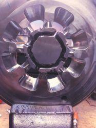 Perfil de aluminio de extrusión hueco