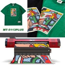 Sublimación Digital textil maquinaria de impresión de prendas de vestir