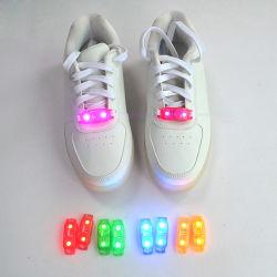Работа от батареи Linli Pulse включается индикатор запальной свечи Shoelace движения, загорается мигающим светом кнопку Shoelace