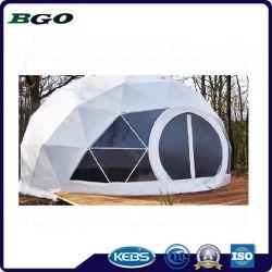 4m/5m/6m/8m/10m Jardin bulle dôme transparente en PVC tente igloo