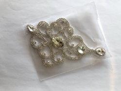 Accessorio a cristallo del Rhinestone d'imitazione di modo per la decorazione dell'abito dei vestiti