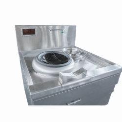 10kw Einzeln-Ging kommerziellen elektromagnetische Induktions-Ofen-Kocher voran