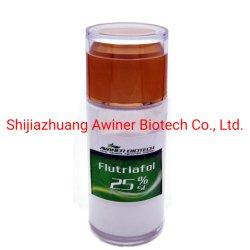 Flutriafol 250g/L Sc 농약 매우 효과적인 조직 살균제