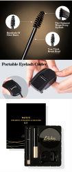 개인 상표 3D 밍크 자석 속눈섭 자석 Eyeliner를 위한 자석 속눈섭 눈 강선