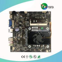 Fabrieksprijs Multilayer vaste PCB-printplaat, geassembleerde PCBA-printplaat Fabrikant