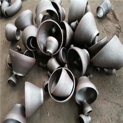 Reductor sin fisuras de acero al carbono