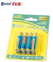 AAA/LR03/Am4 célula seca para termómetro Super bateria alcalina
