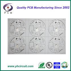 Белый индикатор маски припоя печатной платы системная плата плата с 1,0 мм толщиной