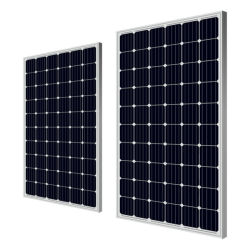 Bifacial Sonnenkollektor 315W durch monokristalline Silikon-Solarzellen