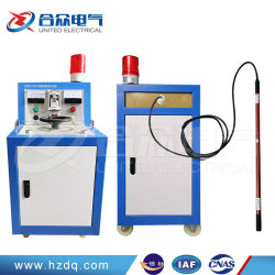 Schablonen-Maschinen-nichtgewebte Gewebe Electret elektrostatischer Generator-Fertigung