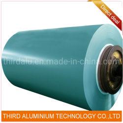 Roulement moulé en aluminium de couleur 1050 H24 Rouleau Jumbo 1.5mm Prix de la bobine