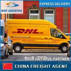 خدمة الشحن السريع من شركة UPS/FedEx إلى الصومال عبر Express من شركة Foshan Shenzhen خدمة التوصيل من الباب إلى الباب