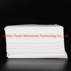 مصنع إنتاج سبون لاس غير منسوجة الشعر منشفة صالون لا يمكن التخلص منها المنتجع الصحي