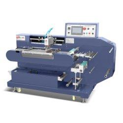 (Jingda JDZ-2001) Máquinas de impressão / totalmente automática de rolo para rolo de cor única etiqueta serigráfica máquina de impressão para o algodão e fita de cetim