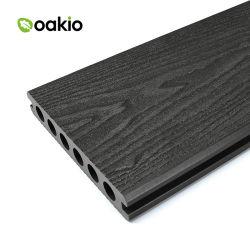 Decking composito del legname di plastica di legno esterno del commercio all'ingrosso WPC per la piscina