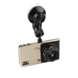 2020 Newest & WiFi GPS double en option appareil photo avec flash de lumière du tableau de bord