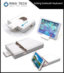 Складной клавиатурой Bluetooth тонкий планшетный ПК для мобильных ПК универсальный Bluetooth клавиатуры