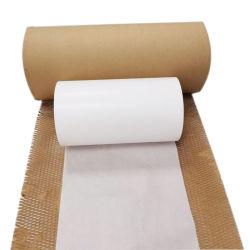 80g Bruin gerecycled Geami merk Honeycomb die Cut Kraft papier Voor milieuvriendelijke verpakking