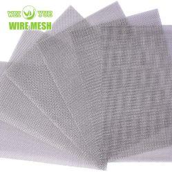 Hochwertige High Density Weave 304 316 Perforiertes Metall Edelstahl Siebgewebe Aus Stahldraht