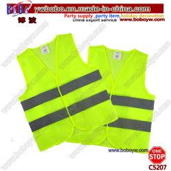 卸し売り工場高い可視性のベスト作業ジャケットのWorkwearの安全衣服(C5207)