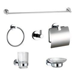 Горячие продажи цинка туалет ванные принадлежности, Дома оформление ванной комнаты фитинги, Nc50010