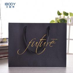 شعار مطبوع مخصص أفضل الأسعار أحدث الأزياء الفاخرة ورق النبيذ حقيبة هدايا