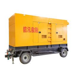 Generatore elettrico diesel 750kVA da 600 kw tipo mobile 750 kVA Set