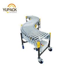 Tragbare Flexible, Erweiterbare, Motorisierte Rollenbahn