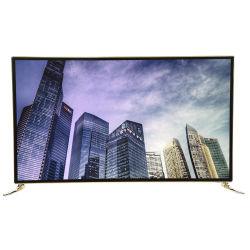Мода и Супер тонкая рамка 55-дюймовый ТВ Smart LED UHD и ЖК-дисплеем поврежден, следить за дисплеем поврежден, smart TV, Android smart TV, 4K LED ТВ, телевизор низкой цене