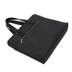 人の軽量ポリエステル防水ポータブルコンピュータ文書袋のハンドバッグ