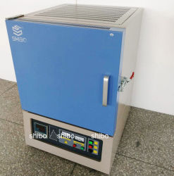 Mosi2 加熱エレメントで加熱された 1800 Miffle Furnaces