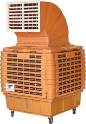 Móvel HVAC evaporação do Resfriador de Ar com 4 deflectores laterais