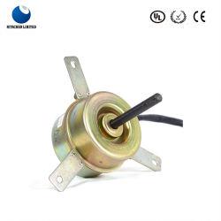 На заводе питания электрической сети переменного тока/электрический конденсатор воздуха при работающем двигателе электродвигателя шторки