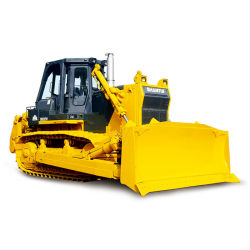 Shantui 브랜드 SD32/SD32W Crawler Bulldozer 320HP 트랙터 D8