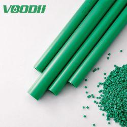 سعر الجملة إمدادات المياه ألمانيا معيار DIN 8077 8078 هيوسونغ أنبوب بلاستيكي PVC ناعم ومرتب R200p PPR