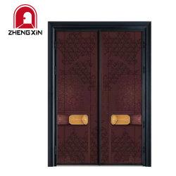 Modern Simple Design gegoten aluminium Anti Bullet Explosion deur
