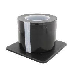 1200PCS Negro Rosa Azul transparente adhesiva lámina protectora de la barrera PE película para tatuaje y dentales