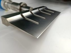 Простая очистка титана продовольственной режущий карандашом для ультразвуковой сварки реза