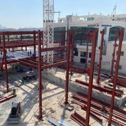 2021 품질 보증 공장 직판 판매 기본 제작 PEB 창고 강철 구조(인증서 포함)