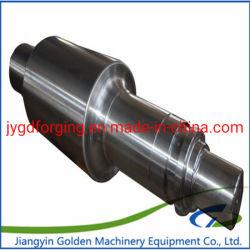 SAE1045 forja o eixo de aço com tamanho usinada