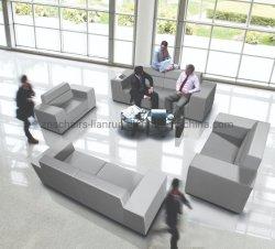 2021 Oficina de tejido de diseño moderno sofá de ocio de la fábrica de muebles Foshan