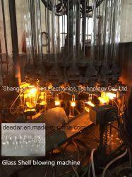 GLS Birnen-Glasshell, das Heizfaden-Birne der Maschinen-LED Glas/Glasshell-durchbrennenmaschine herstellt