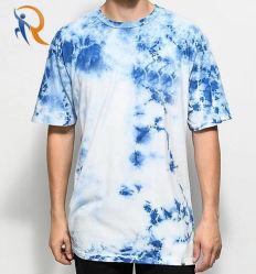 도매 커스텀 남성용 크레이넥 타이 다이어 티셔츠 힙합 의류 RTM-353