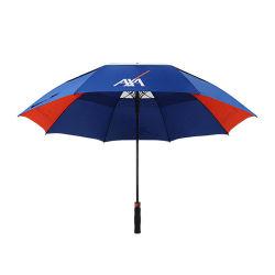 ロゴプリントとのホテルの特大の傘のゴルフを広告する熱い販売30inch