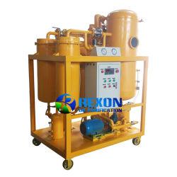 La Purificación de Aceite de Turbina de vapor con sistema de vacío botella