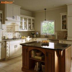 Industries de l'érable conteneur Maisons préfabriquées en bois massif d'abattre les armoires de cuisine